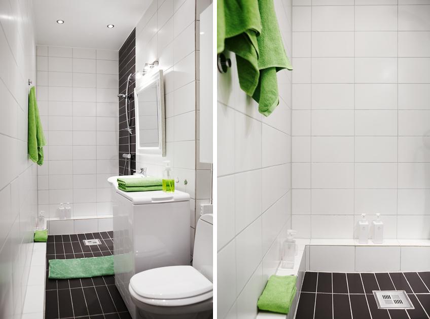 Visite d co un appartement scandinave louer paperblog for Deco appartement location