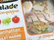 Salade Compagnie Manhattan Sodebo