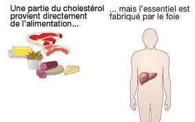 Mauvaises graisses et cholestérol !!!