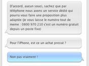 Apple annonce l'iPhone