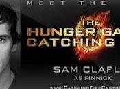 Hunger Games Finnick casté