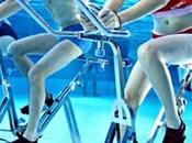 J'ai testé l'aquabike contre cellulite