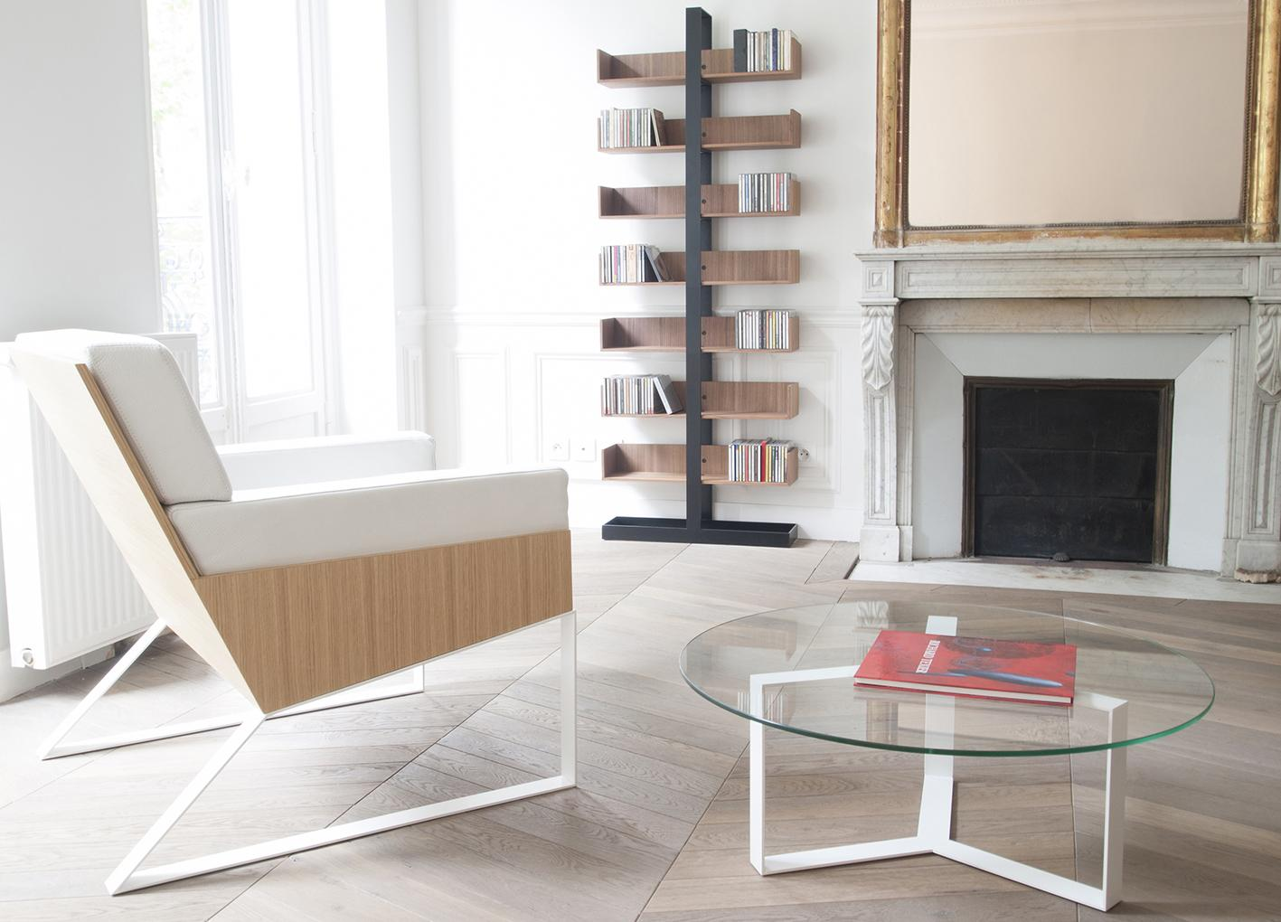 Les meubles design d alex de rouvray paperblog for Meubles design paris