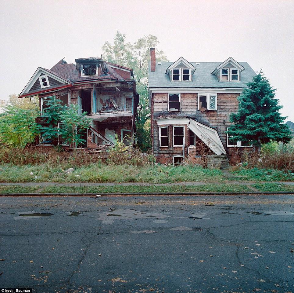 Les Ruines De Détroit