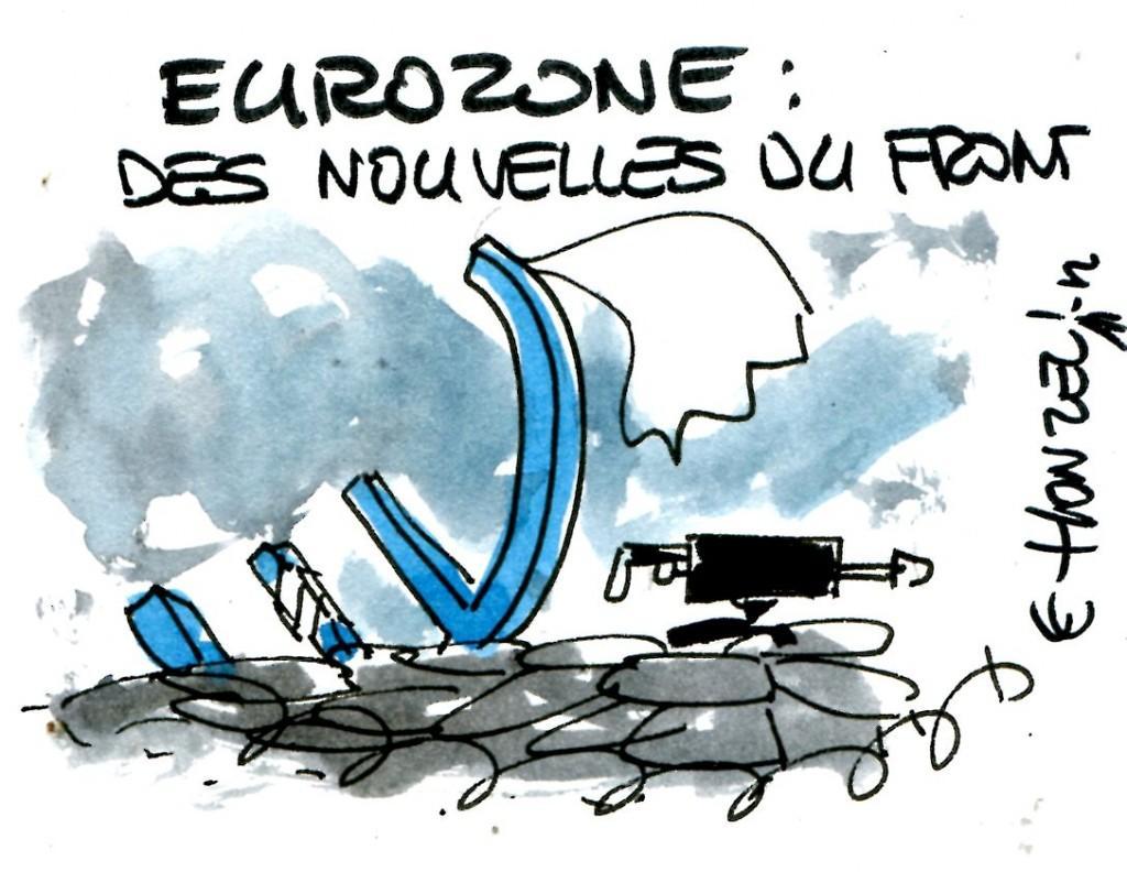 La crise de l'euro ne se limite pas à la Grèce