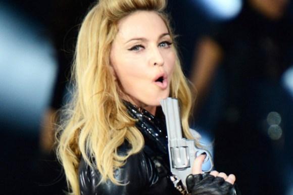 Madonna : MDNA Tour 2012
