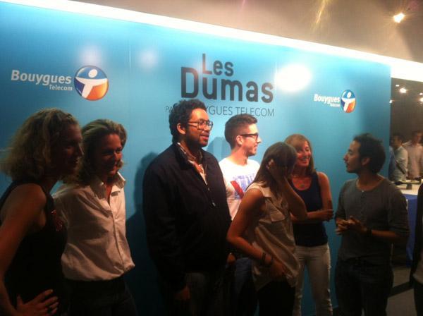 «Les Dumas». La web-série désopilante signée DDB pour Bouygues Telecom