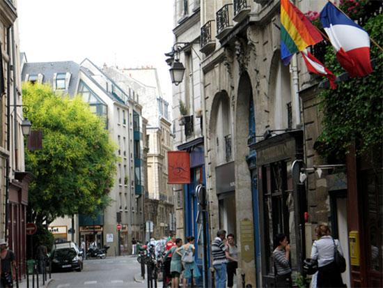 Le Marais Le Quartier Gay De Paris Voir
