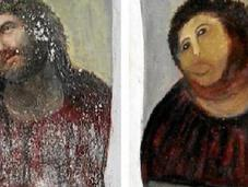 Défigurez donc icone Christ l'instar Cecilia Gimenez