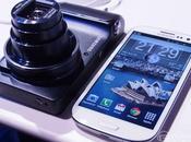 Vidéo Samsung Galaxy Camera