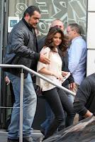 Selena Gomez était à NRJ ce matin, les photos !