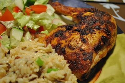 Pilons ou cuisses de poulet au paprika et au curcuma paperblog - Pilon de poulet a la poele ...