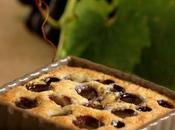 Clafoutis raisins.