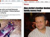Tuerie Chevaline raisons retard médias français