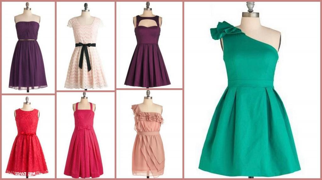Styles de robes de photos 1
