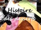 Histoire Desserts