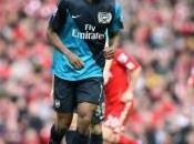 Arsenal Diaby blessé chez Bleus