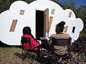 Refuge urbain: redescendent leur nuage