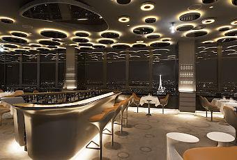 my addresses le ciel de paris restaurant panoramique de la tour montparnasse 33 rue du. Black Bedroom Furniture Sets. Home Design Ideas