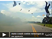 accidents moto spectaculaires videos