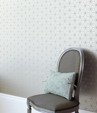 De jolis papiers peints tr s graphiques paperblog for Papier peint castorama salon