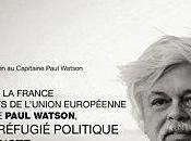 Pour France accueille Paul WATSON