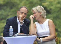 Nadine Morano annonce son ralliement à Jean-François Copé pour la présidence de l'UMP