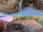 Pastilla poulet crumble tomate/chèvre Toupargel