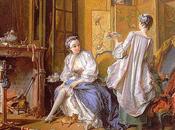 féminins XVIIIe siècle