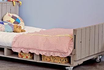 en mood diy un super lit en palettes d couvrir. Black Bedroom Furniture Sets. Home Design Ideas