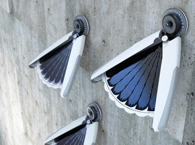 Light bird luminaire ext rieur solaire d couvrir - Luminaire exterieur solaire ...
