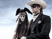Johnny Depp dans Lone Ranger, premiere image