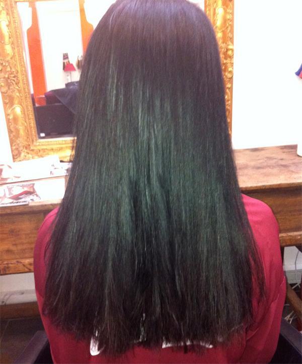 Les résultats de lhuile de bardane pour les cheveux