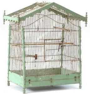vente exceptionnelle d 39 anciennes cages oiseaux paperblog. Black Bedroom Furniture Sets. Home Design Ideas