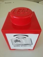 BIBLIOBOX, lego