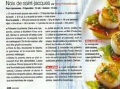 noix Saint-Jacques dans magazine Avantages d'Octobre
