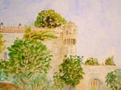 derniers paysages peints dans Luberon