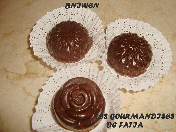Bniwem : un gâteau algérien sans cuisson, économique et très