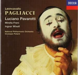 opéra, pagliacci, paillasse, leoncavalle, caruso, pavarotti
