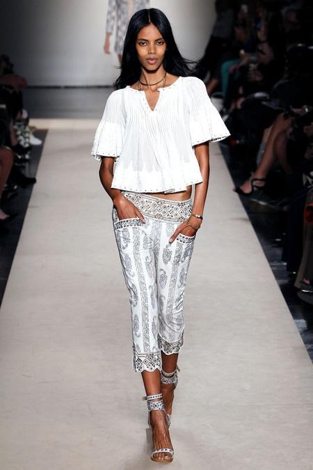 Fashion Week: Isabel Marant 2013 on veut tout