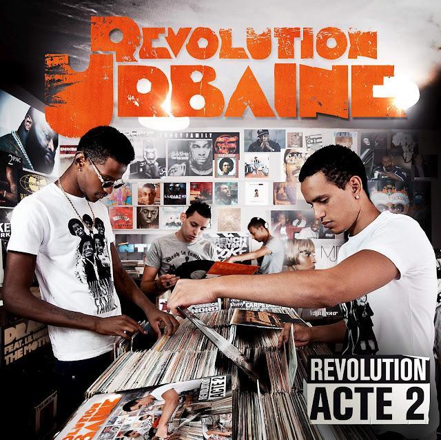 Le groupe Révolution Urbaine sort son nouveau street album le 29 octobre