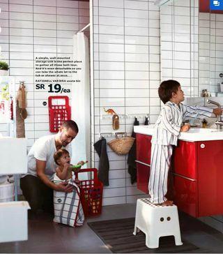Enfin la fin du st r otype de la femme dans la cuisine for D s bains ias