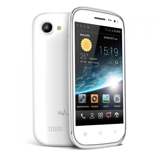 Wiko Cink Slim : smartphone agressif à 140 euros