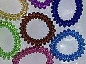 Arrivage chouchous/bracelets spirales téléphone