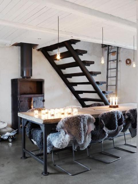 chaise fourrure j 39 aime les poils d couvrir. Black Bedroom Furniture Sets. Home Design Ideas