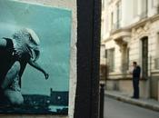 Paris, envolée street-art hasard rues