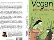 Vegan choix séance dédicace