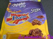 Essai Corn Flakes Milka Daims