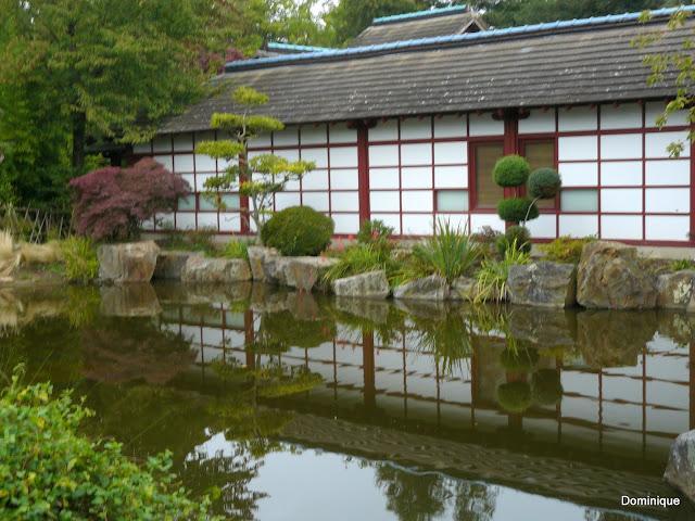Le quai de versailles nantes jardin japonais paperblog for Jardin japonais nantes