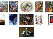 "Prochaine exposition ""Art abstrait"""